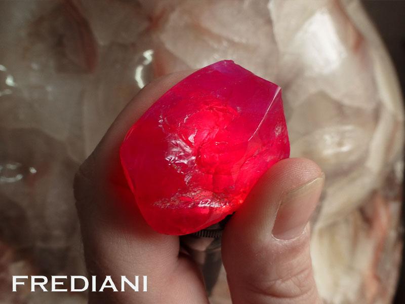 Les rubis de Yen Baï