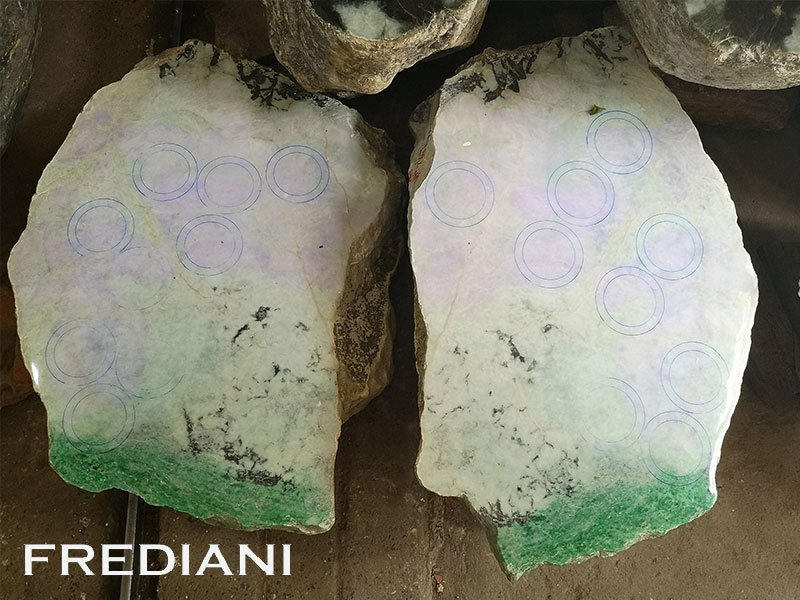 Mandalay, Le marché du Jade