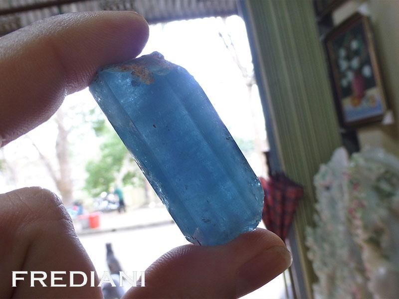Les cristaux d'Aigue-Marine de Luc Yen
