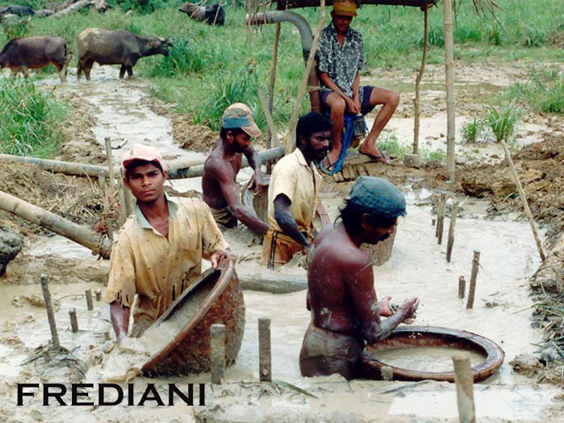 L'extraordinaire gisement de Ratnapura