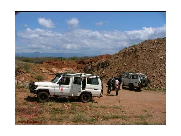 Kalalani au cœur de la vallée de Umba