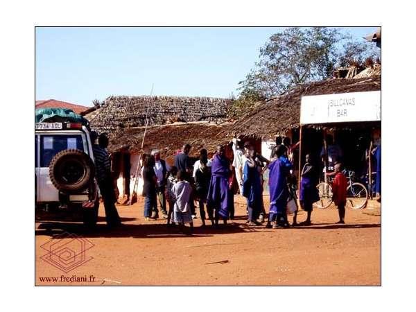 La vallée de Umba et ses saphirs de couleur