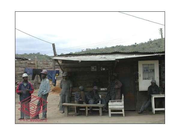 L'unique gisement de tanzanite au monde