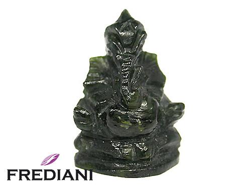 Figurine en jade néphrite