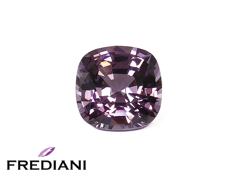 Spinelle violet coussin