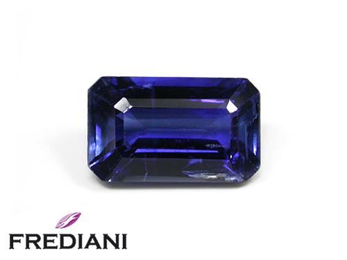 Cyanite rectangulaire naturelle