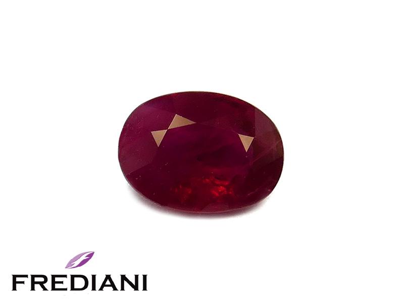 Rubis ovale