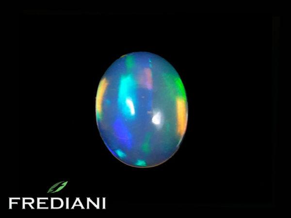 Opale ovale cabochon naturelle