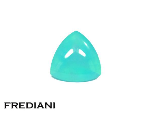 Opale bleue troïdia suiffée naturelle