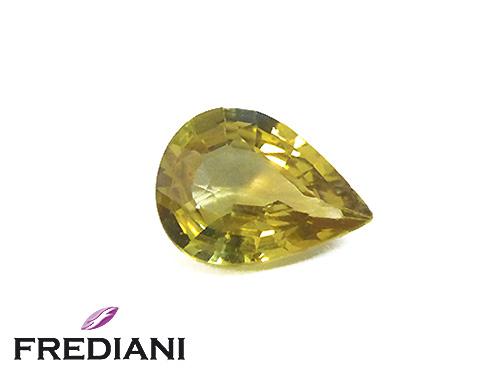 Saphir jaune