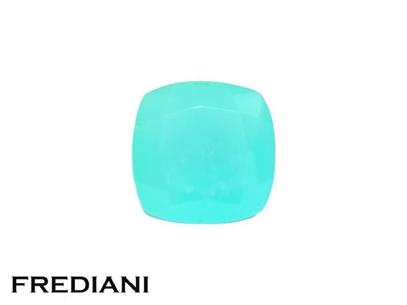 Opale bleue coussin naturelle
