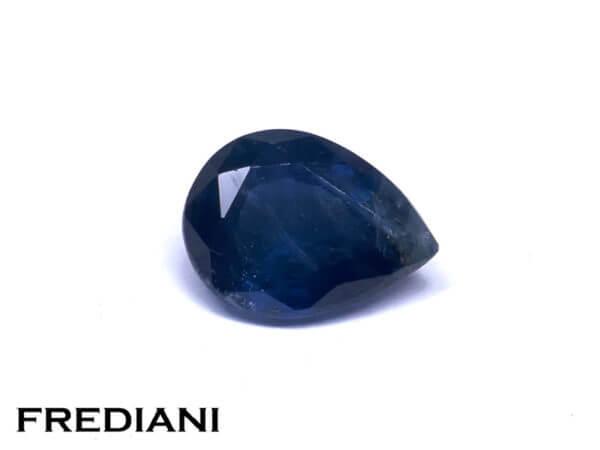 saphir bleu de thailand